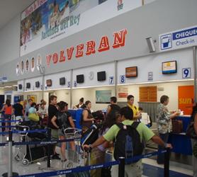 Jardines-del-rey-airport-Cuba Cayo Guillermo