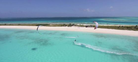 Kiteboarding Cayo Guillermo