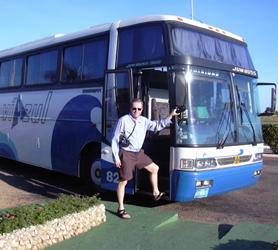 Viazul Bus Cayo Guillermo